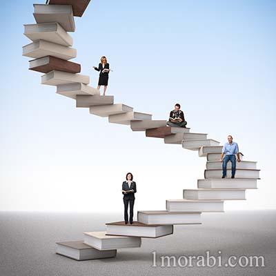 تصویر نقش مطالعه در موفقیت و تحول فردی