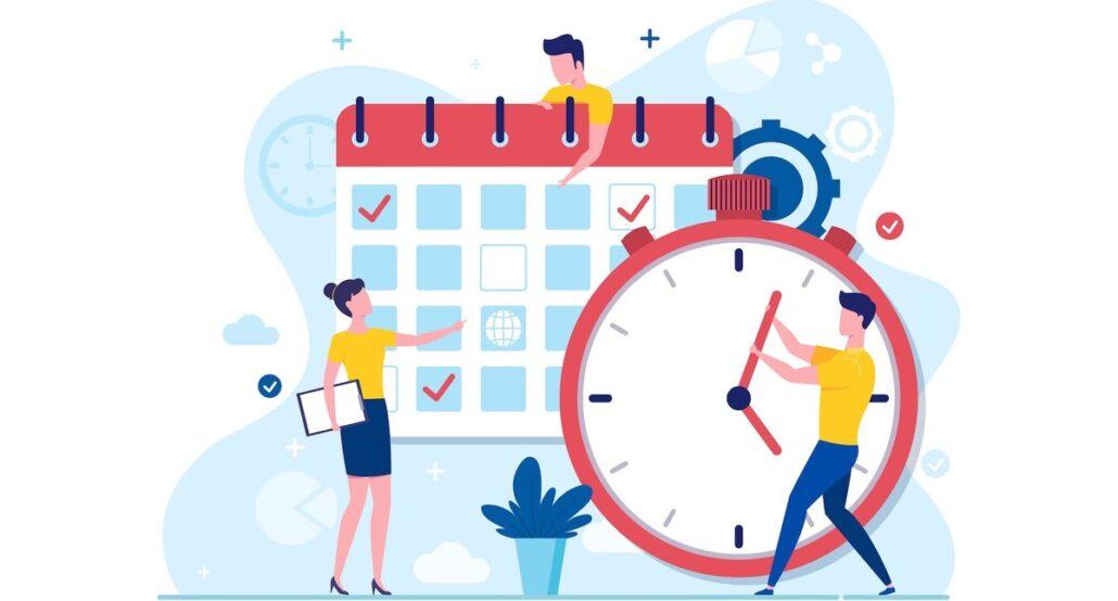 مدیریت زمان و برنامه ریزی و تأثیر آن بر موفقیت در زندگی