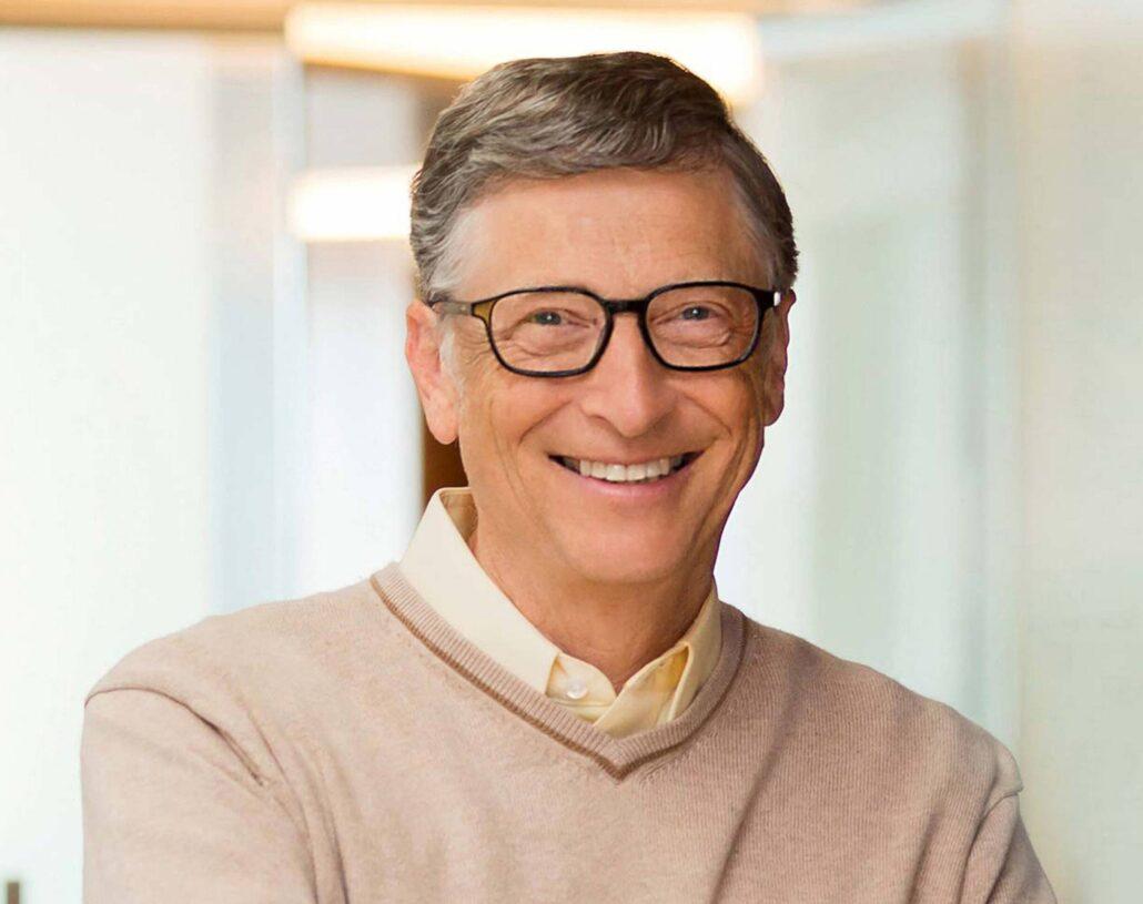 بیل گیتس و زندگینامه حرفهای او در مایکروسافت