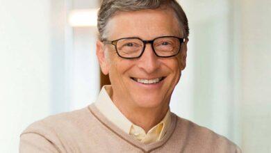 تصویر بیل گیتس و زندگینامه حرفهای او در مایکروسافت